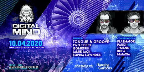 Digital Mind Presents: Tongue And Groove tickets