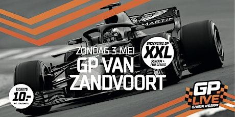 GP Zandvoort - Zwitsal terrein tickets