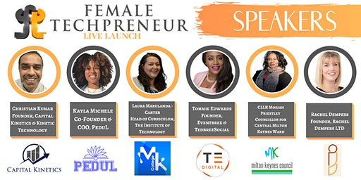 Female Techpreneur Live Launch