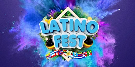 Latino Fest (Birmingham) July 2021 tickets