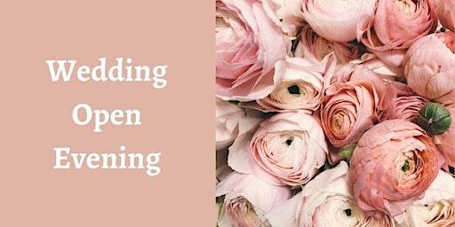 Twilight Wedding Open Evening