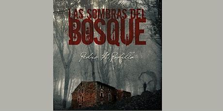 PRESENTACIÓN LIBRO «LAS SOMBRAS DEL BOSQUE», DE PEDRO A.PADILLA entradas