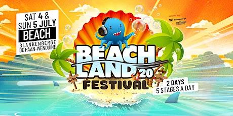 Beachland Festival 2020 tickets