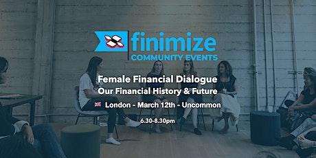 Female Financial Dialogue | London tickets