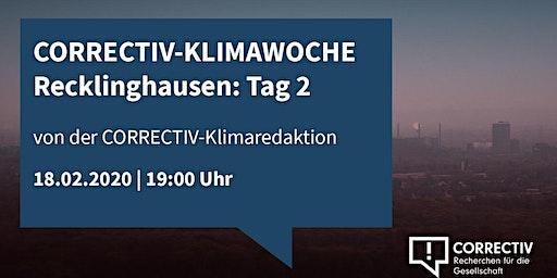 Die größten Klimalügen - Klimawoche Recklinghausen - Tag 2
