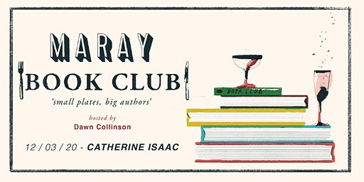 Maray Book Club Presents: Catherine Isaac