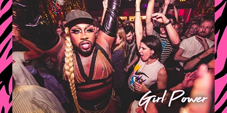 Girl Power - DJ's, Drag Queens & Glitter tickets