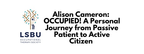 OCCUPIED! A Personal Journey from Passive Patient to Active Citizen tickets