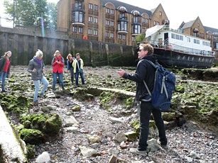 Rotherhithe Foreshore guided walk tickets