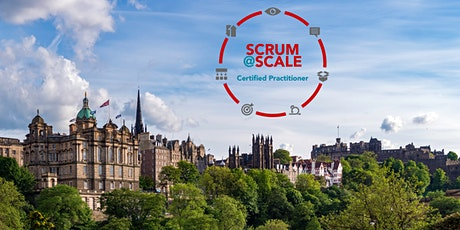 Scrum@Scale Practitioner - 2 day Course - Edinburgh tickets