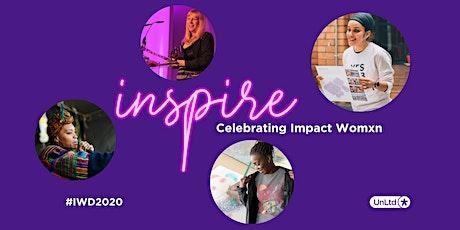 'Inspire' Celebrating Womxn Entrepreneurship tickets