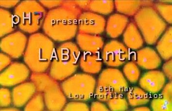 pH7 presents LAByrinth tickets