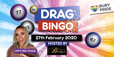 Drag Bingo  at the House of Bridget