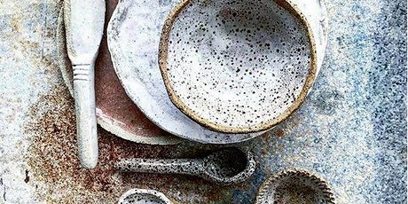 Rustic Ware: plates, dishes, mugs, spoons, knives tickets