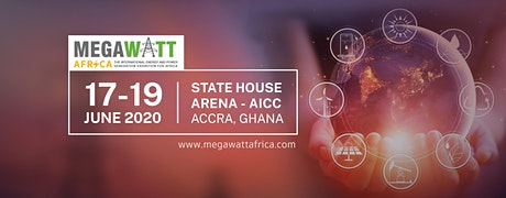 MegaWatt Africa tickets