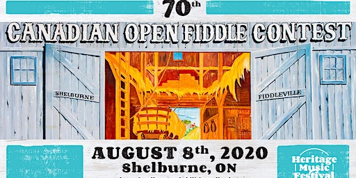 Contestant Registration - 70th Canadian Open Fiddle Championship