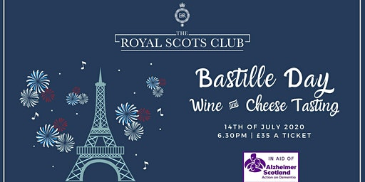 Bastille Day Wine & Cheese Tasting
