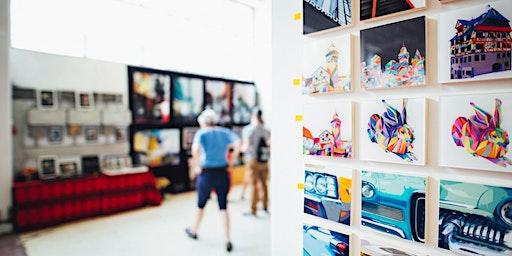 West Hall Art Exhibition