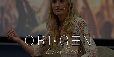 ORIGEN - Remembrance of Self- A Live Multi-Sensory  Experience  tickets