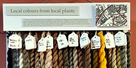 Natural Dyeing from Local Plants tickets