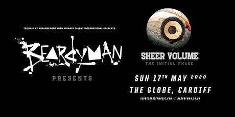 Beardyman: Sheer Volume Tour (The Globe, Cardiff) tickets