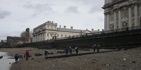 Greenwich Palace Foreshore guided walk tickets