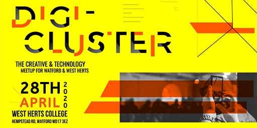 Digi-Cluster | Hertfordshire | A meetup for digital agency owners in Herts - April 2020
