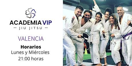Clases de Defensa Personal y Brazilian Jiu Jitsu entradas