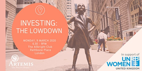 Let's Talk Money  - Investing:The Lowdown tickets
