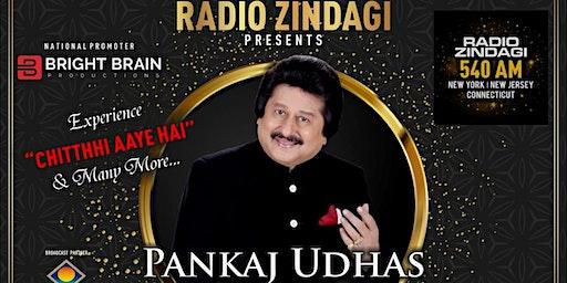 Padmashri Pankaj Udhas Live in Concert - New Jersey