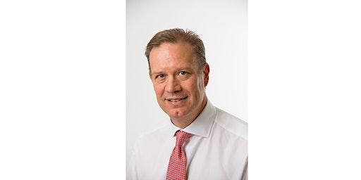 Bettany Centre Entrepreneurship Speaker Series: Richard Hookway