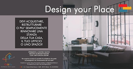 Design your Place biglietti