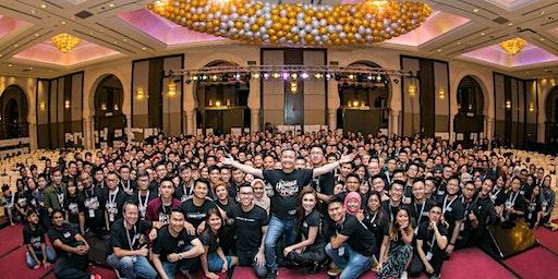 [Malacca] Entrepreneur Masterclass by VINCE TAN