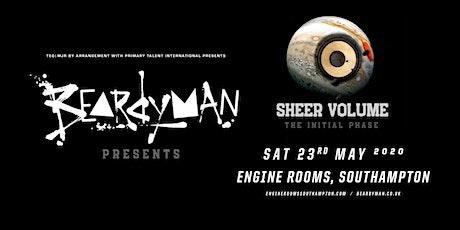 Beardyman: Sheer Volume Tour (Engine Rooms, Southampton) tickets