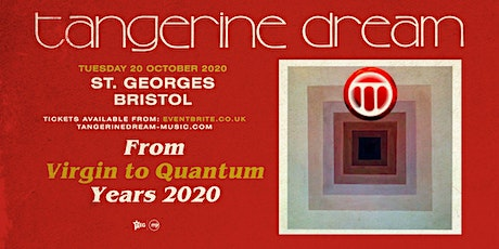 Tangerine Dream (St George's, Bristol) tickets