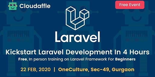 Kickstart Laravel Development In 4 Hours