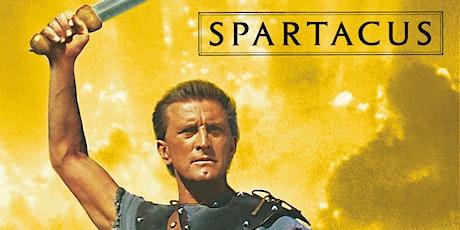 Spartacus - 60th Anniversary (+ Mamma's Pizza) tickets