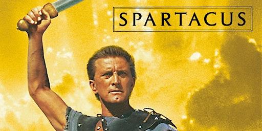 Spartacus - 60th Anniversary (+ Mamma's Pizza)