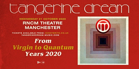 Tangerine Dream (RNCM Theatre, Manchester) tickets