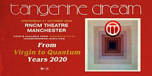 Tangerine Dream (RNCM Theatre, Manchester)