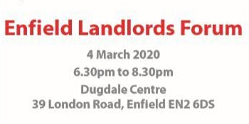 Enfield Landlords Forum 2020