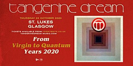 Tangerine Dream (St Luke's, Glasgow) tickets
