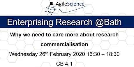 Why we need to care more about research commercialisation tickets