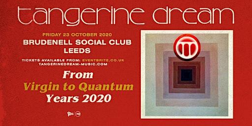 Tangerine Dream (Brudenell Social Club, Leeds)