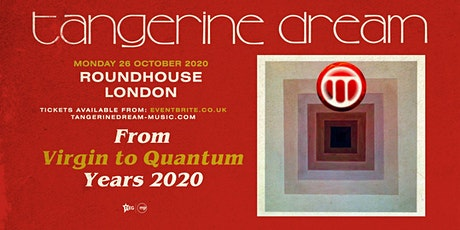 Tangerine Dream (Roundhouse, London) tickets