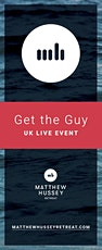 Get the Guy UK Events tickets
