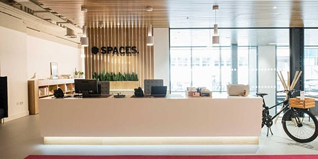 Free trial day at Spaces Lewis Building tickets