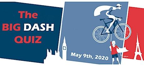 Big Dash Quiz tickets