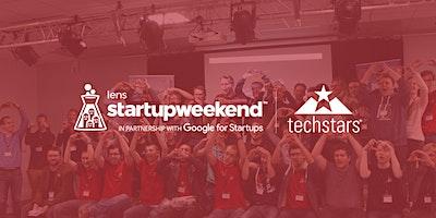Techstars Startup Weekend Lens