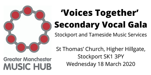 Voices Together: Secondary VocalGala